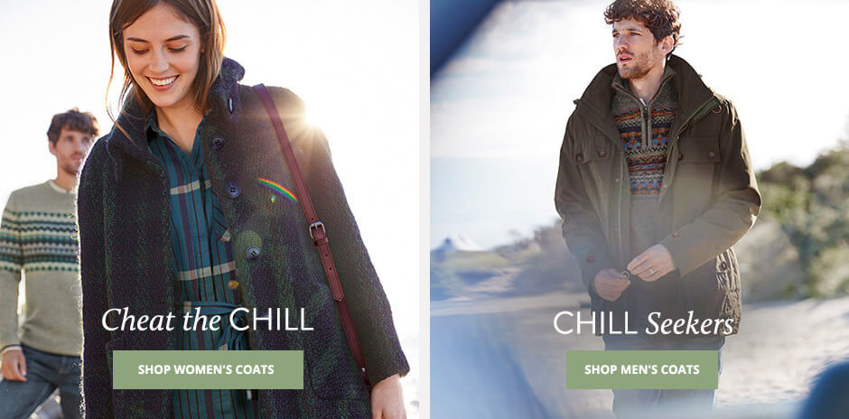 UK - A - Shop Women's and Men's Coats