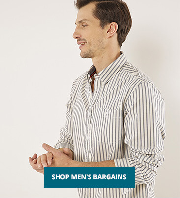 UK - B A- Shop Men's Bargains