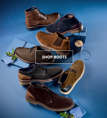 UK - Event - 1 - Shop Men's Footwear