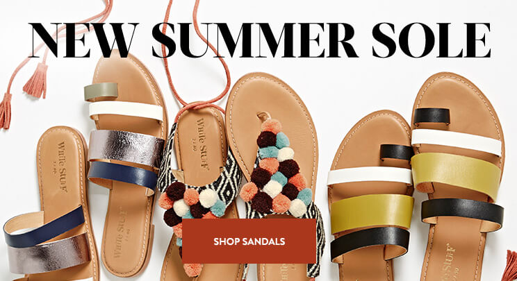 UK - A - Banner 1 - Shop Women's Sandals