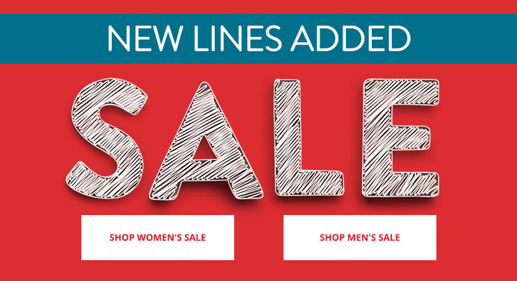 UK - Promo 1 - Slot 1 - Bargains Sale: new lines added