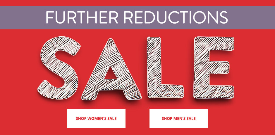 UK - A - Footer - Sale: Further reductions salescroller