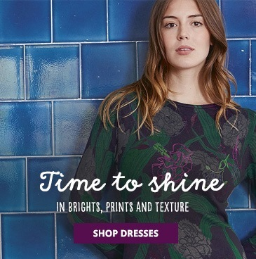 Shop Dresses - Time to shine - in brights, prints and texture
