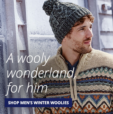 Shop Men's Winter Woolies