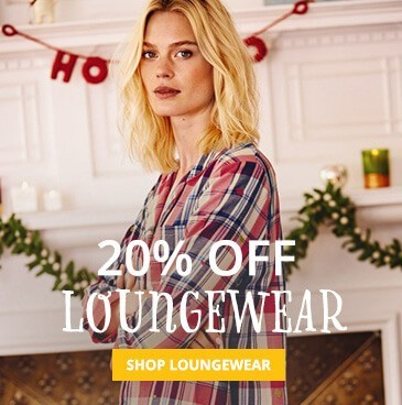 20% Off Loungewear - Shop Loungewear