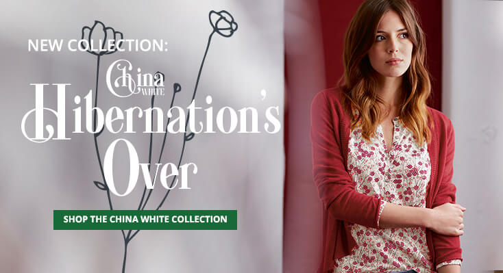 China White - Shop New Collection