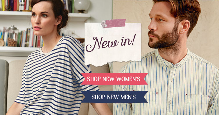 WK46 - New In - Shop Women's & Men's New In