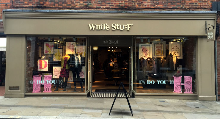 Welcome to White Sufff Henley-on-Thames